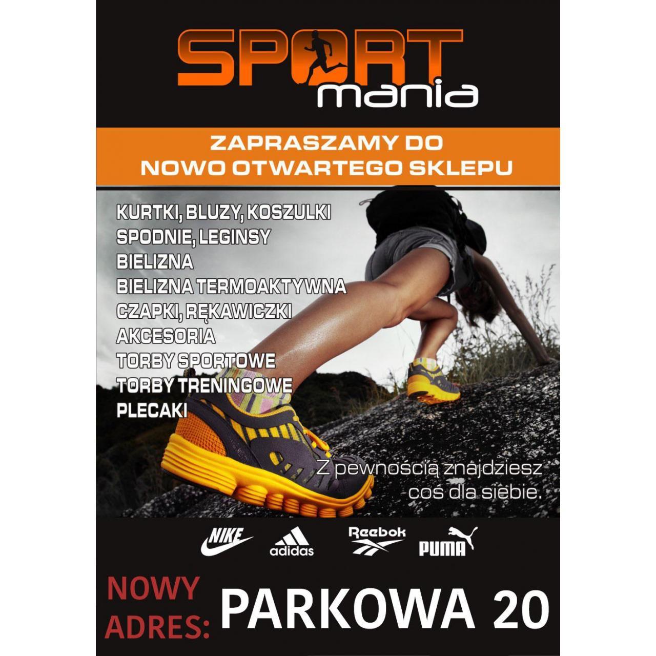 Sportmania - sklep sportowy