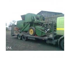 TRANSPORT, przewóz ciągników i maszyn Częstochowa Laweta 12 ton  889-909-144