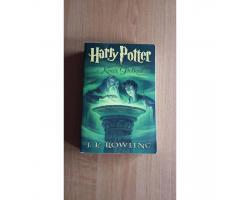 """""""Harry Pottem i Książę Półkrwi"""" J.K. Rowling"""