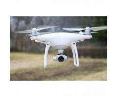Filmowanie i fotografia z drona