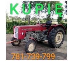 Kupię ciągnik rolniczy URSUS ZETOR c330 c360 cały kraj MTZ
