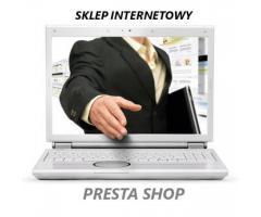 Wykonanie sklepu internetowego
