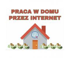 Zarabiaj przez internet - praca bez wkładu własnego