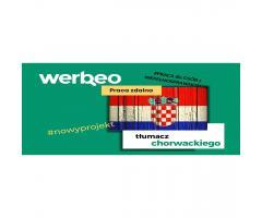 Tłumacz ze znajomością języka chorwackiego - praca zdalna