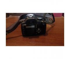 Aparat Canon EOS 350D + Kit 18-55 Zestaw Pasek, Torba, Karta