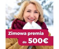 Opiekun/ka dla Seniorki w Merzig, do 1400 EUR + PREMIA