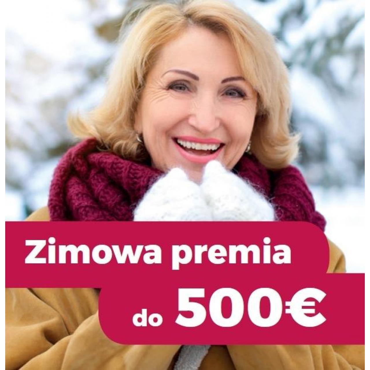 Opieka dla Seniorów Gerda i Gabriel, do 1400 EUR + PREMIA