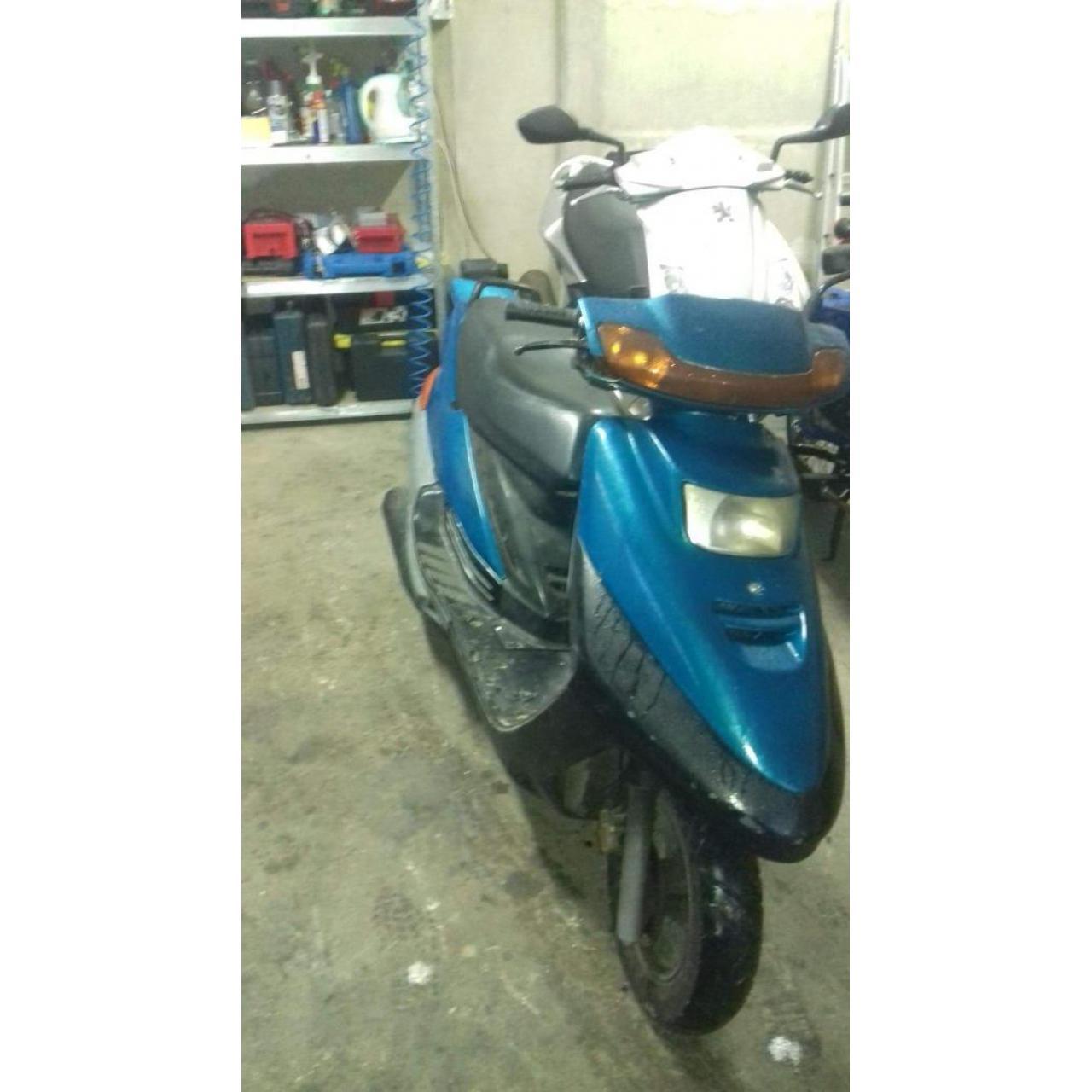 Yamaha CYGNUS 125