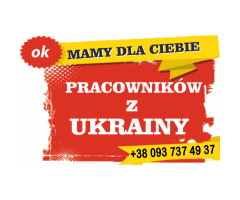 * OSOBY Z UKRAINY SZUKAJA PRACY *