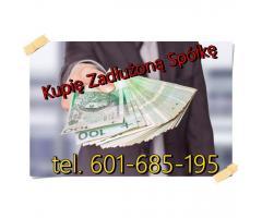 Skup Zadłużonych Spółek/JDG Ochrona Zarządu 299 K.s.h. 116 Op. KAS/ZUS